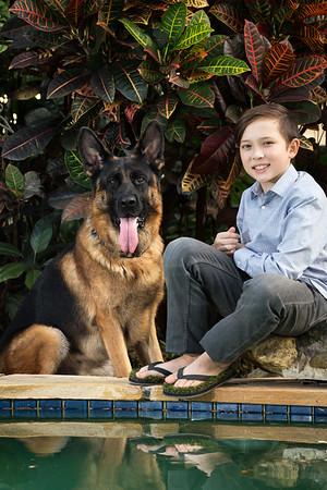 Echo Dog Portraits