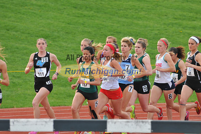 Women's Steeplechase - 2013 GLIAC Outdoor Track and Field Championships
