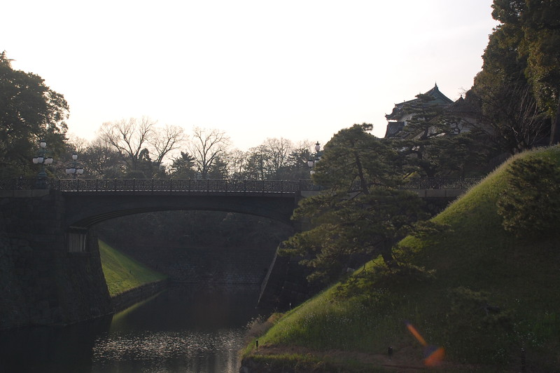 Imperial Palace Nijubashi bridge