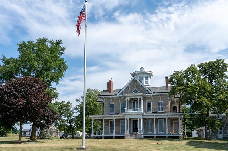 House on Kelleys Island
