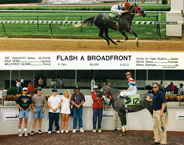 FLASH A BROADFRONT - 5/29/1995