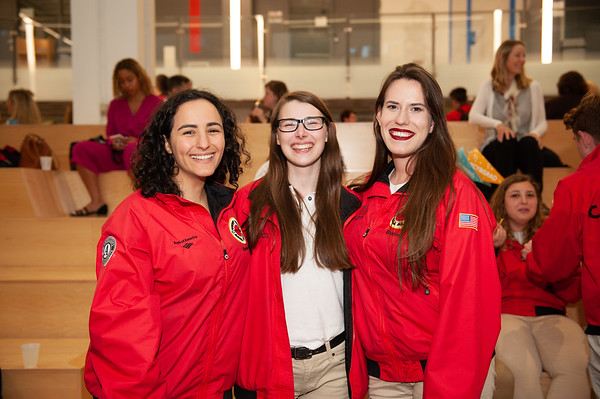 Graduation 2018 City Year Boston