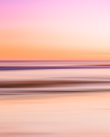 Timeless: Minimal Seascapes