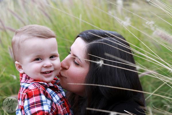 Mommy & Carter