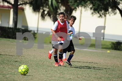 Simply Soccer 2021 Spring Break camp