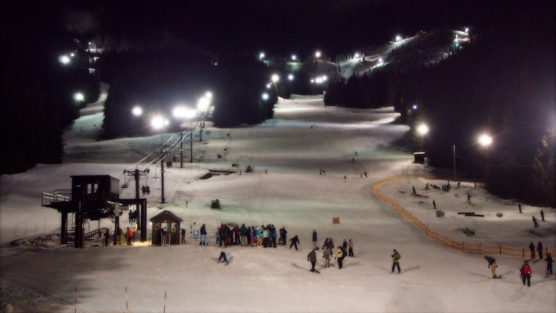 Government Camp - Ski Bowl