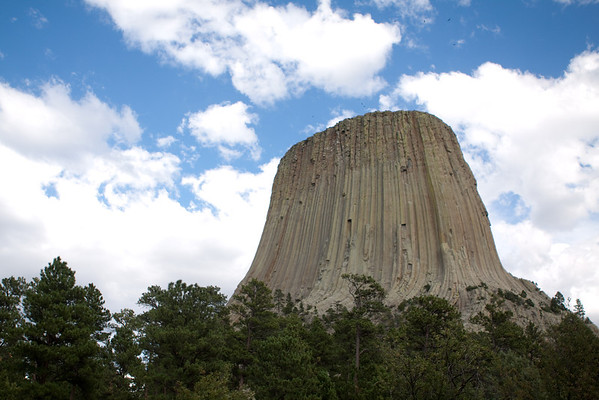Adventure Honeymoon 2013 - Devils Tower