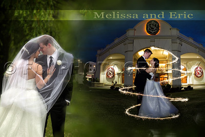 Melissa and Eric