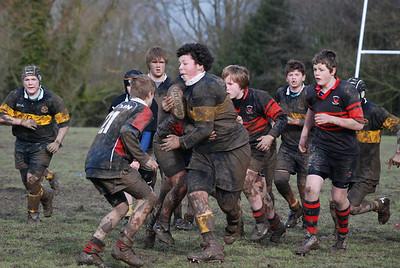 Telford U15 vs Oswestry