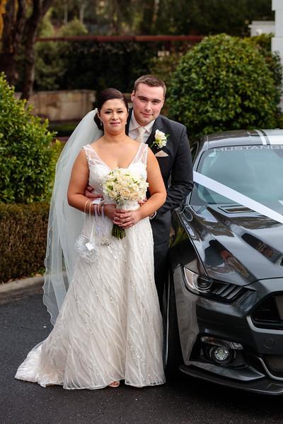 Dianne and Tom - Wedding