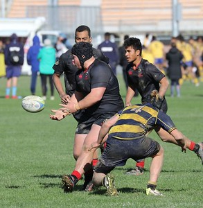 20 May Gisborne BHS (33) v Wai Coll (15)