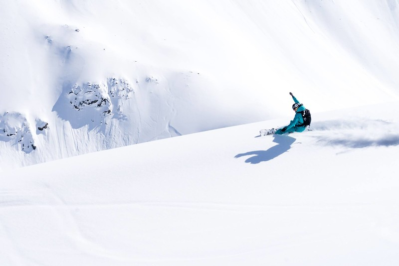 Kühtai, Austria (2018) Rider: Markus On assignment for Choice Adventures
