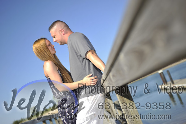 Kelly & Adam - Kings Park  Bluff - June 16, 2014