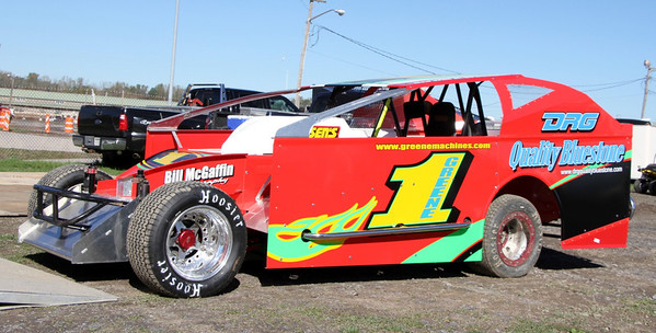 Super DIRT Week XLII--Bill McGaffin-Tuesday 10/9/13
