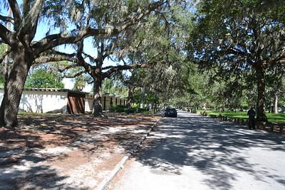 Rest Stop - Daffin Park