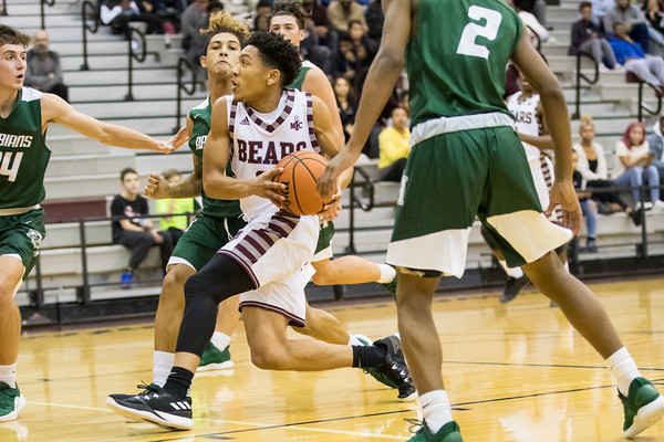 12-15-2018 Bears Basketball vs Pendleton