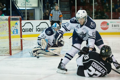 Oceanic vs Olympiques, playoffs, 150414