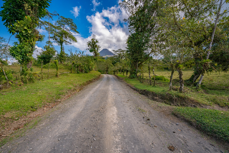 Leading to Arenal
