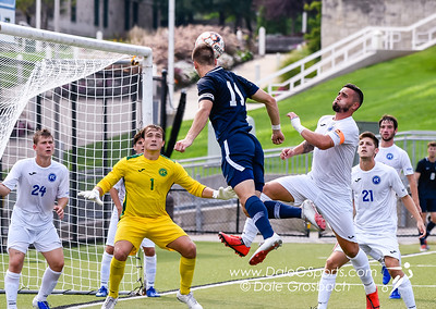 Rogers State Univ. Men's Soccer vs. Rockhurst Univ. 2019