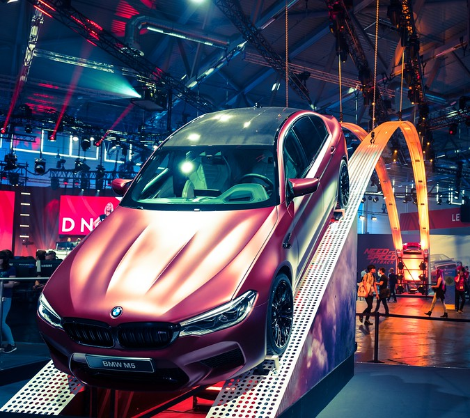 Need for Speed at Gamescom 2017