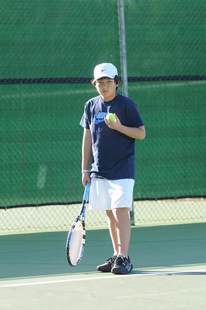 Zachary - Lafayette Tennis Club - 9 Feb 2008