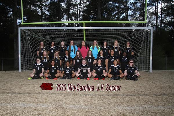 2020 Girl JV Soccer