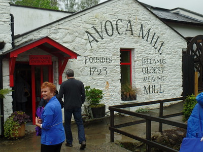 2016-05-10 - Tour Day 6 - Woolen Mill & Glendalough