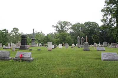 Boston, Ohio Cemetery (Helltown)