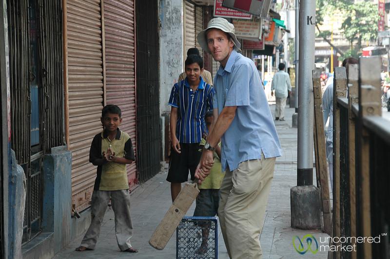 Trying to Make a Hit - Kolkata, India