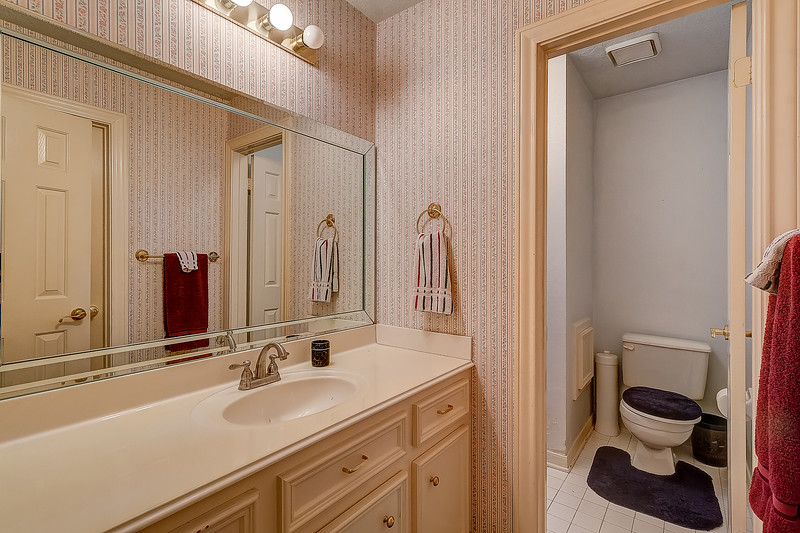 Jack-and-Jill Bathroom