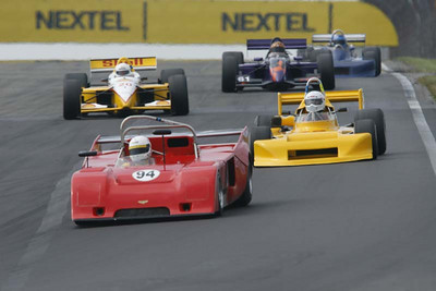 No-0710 Race Groups 4 and 7 - Open Wheel, Championship of Makes