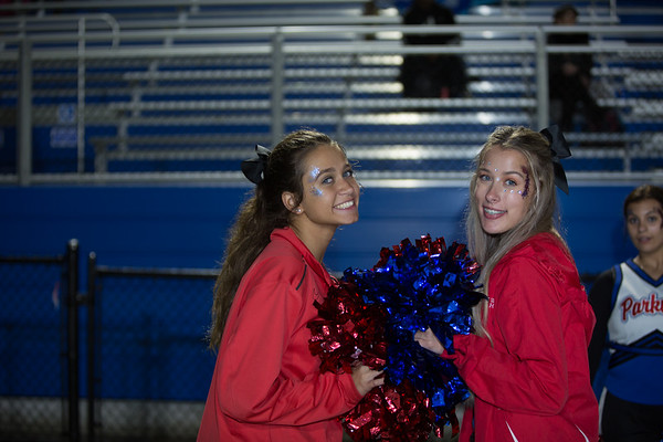 Homecoming Cheer Candids