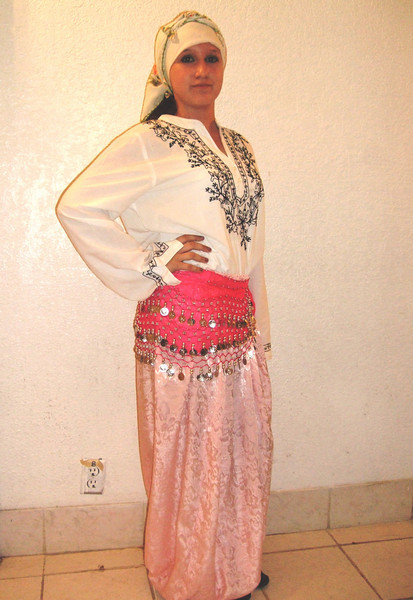 Sabina Hamzabegović is KUD SEVDAH member since 2003. She was born in Tuzla, Bosnia and Herzegovina.