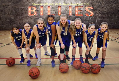 Pleasant Hill Billies Girls 6th Grade