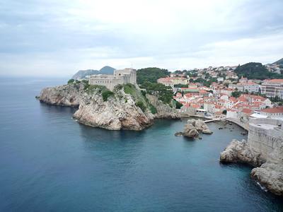 Dubrovnik, Croatia - May 2012