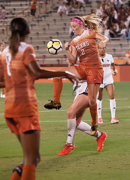 University of Texas Soccer vs. UTRGV 9.15.2017