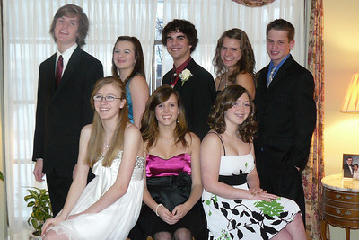 2010  Winter Dance...North High School