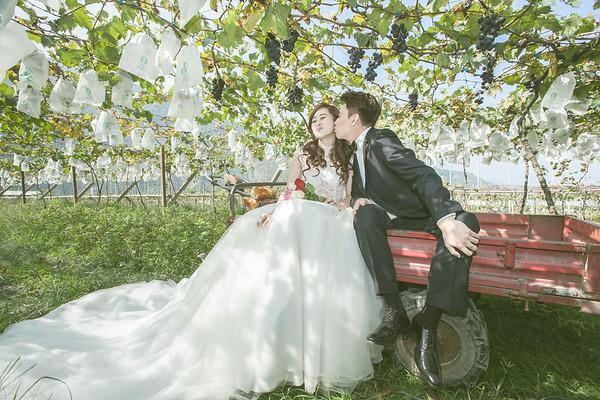 自主婚紗- 盛夏的果實