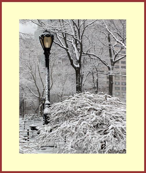 Lamp in Snow Frame 32 x 38.jpg