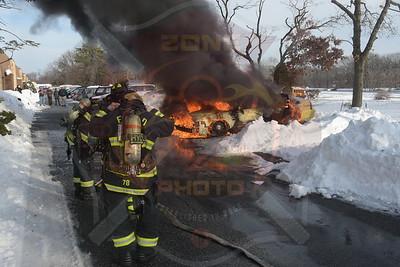 East Farmingdale Fire Co. Multiple Signal 14's  1095 Route 110 1/25/16