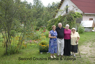 Lithuania - Lipunia and Relatives