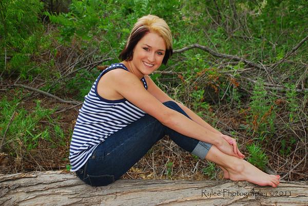 Anastasia at the Lake