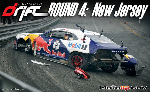 Formula Drift Round 3 Wall New Jersey