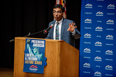 10/17/19 YAF Dinesh D'Souza at University at Buffalo