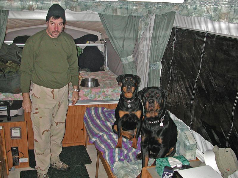 In the Camper