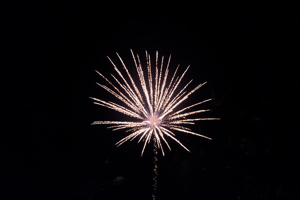 2019 Homecoming Fireworks