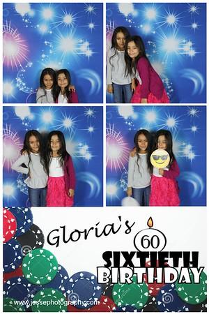 Gloria's 60th Birthday