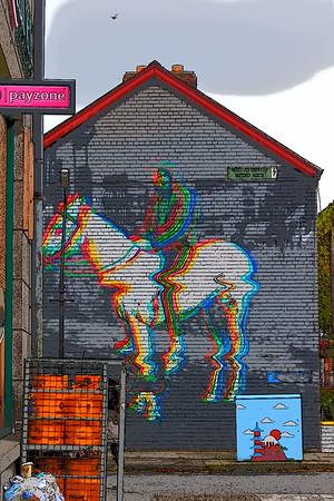 Dublin Street Art 2018
