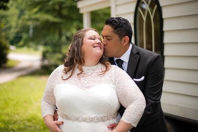 Beth & Hugo's wedding