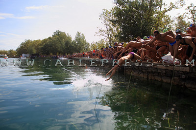 374 travesia natacion Banyoles